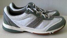 New Hush Puppies Hatha Women US 7 M Body Shoe Athletic White Green Biobevel Sole