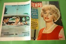 Loisirs 1959 Nadia Tiller + Île Capri Reportage + Maria Beatrice Savoie +