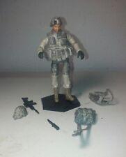CUSTOM SOLDIER ACTION FIGURE (USE WITH GI JOE)