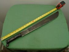 "Us Military Usgi Army Ontario Knife Co Vietnam War Era 23"" Machete 18"" Blade D"