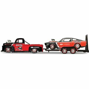 1948 Ford F1 & 1967 Mustang GT Design