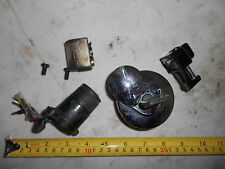 2004 Honda Rebel CMX250 CMX 250 Gas Cap Ignition Switch Helmet Lock Key Set