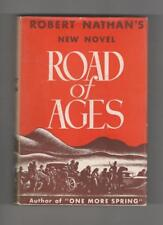Road of Ages by Robert Nathan (First Edition)