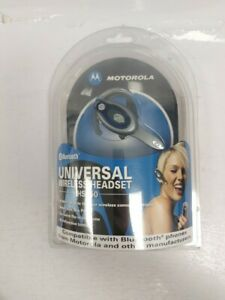Motorola Universal Wireless Headset HS850 Brand New In Box #549