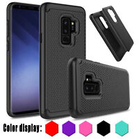 For Samsung Galaxy S8 / S9+ Plus Hybrid Rugged Shockproof Protective Case Cover