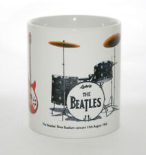 Gear Mug. The Beatles' guitars & drums from the 1965 Shea Stadium concert.