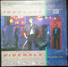 ICEHOUSE - SIDEWALK VINYL LP AUSTRALIA  (COVER DAMAGE)
