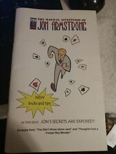Jon Armstrong The Magical Adventures of New Tricks & Tip Secrets Exposed