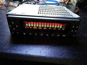 VINTAGE OLD SCHOOL CARROZZERIA PIONEER EQ-30 FULL DIN EQUALIZER NEEDS SOME WORK