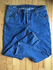 G-Star Raw Arc 3D Slim Tapered Jeans 36x32 Spandex Elastic Cotton