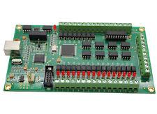 4 axis CNC USB Card Mach3 Interface Breakout Board 200KHz windows2000/xp/vista