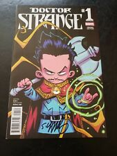 Doctor Strange (5th Series) Annual #1 - Skottie Young Variant Cover, Signed