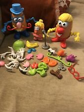 Mr  Mrs Potatohead  Bundle with 3 Heads and Accessories