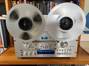 Pioneer RT-909 4 Track 2 Channel Reel To Reel Tape Deck Serviced, Excellent!