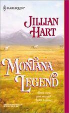 Montana Legend by Jillian Hart