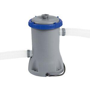 Bestway Flowclear 530gal Filter Pump Swimming Pool BW58383