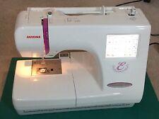 Janome Memory Craft 350E Computerized Sewing Machine