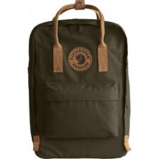 *NEW* Fjallraven Kanken No.2 Backpack Dark Olive G-1000 HD Fabric