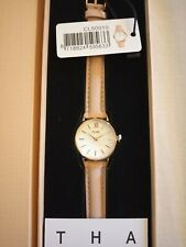Montre cluse Watch femme montre à quartz  bracelet cuir rose new