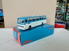 TEKNO Holland 0302MERCEDES BENZ  BUS COACH  Blue / White  V NEAR MINT BOX
