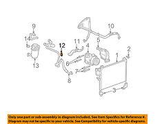 GM OEM Air Conditioner A/C-Refrigerant Pressure Sensor 13587697
