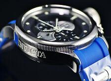 RARE Invicta Mens 52mm Swiss Made 7750 Automatic Chrono Russian Diver 100M Watch