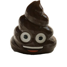 Poop Emoji Bank Gift Gag Joke Ceramic Global