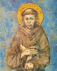 Saint Francis of Assisi Icon - Cimabue