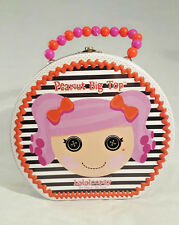 Lalaloopsy Peanut Big Top Tin Purse bag lunch box storage container  NWT