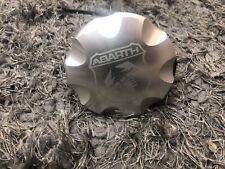 Genuine Fiat 500 Abarth Aluminium Fuel Petrol Cap 5743870 - abarth 595