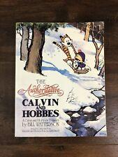 The Authoritiative Calvin And Hobbes Book, A Calvin And Hobbes Treasury, 1990