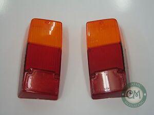 Tail Light Lense (Pair) suit Leyland Mini Clubman S & GT 1971 - 1978