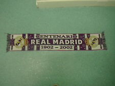Real Madrid Football Supporters Scarf