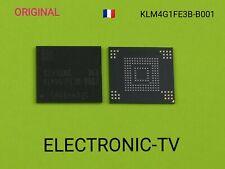 1 PCS KLM4G1FE3B-B001 VIERGE ORIGINAL/ EMMC SAMSUNG