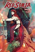 RED SONJA #17 DYNAMITE  COVER B LOTAY 1ST PRINT