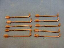 10 Sand Person Staffs/Gaffis Reproduction Weapons Star Wars Figures