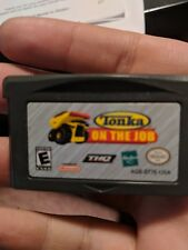 Tonka: On the Job (Nintendo Game Boy Advance, 2006)