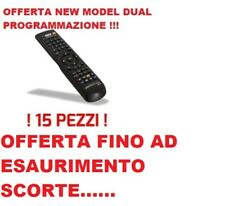 15 TELECOMANDO UNIVERSALE PROGRAMMABILE MADE FOR YOU 4 COMPATIBILE TV TELEVISORE