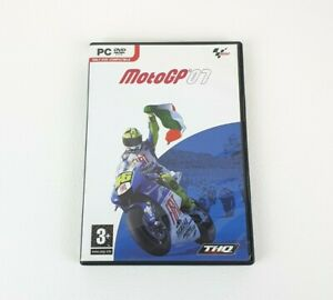 MotoGP 07 - PC-CD Rom Game - Free UK Delivery - Moto GP 2007
