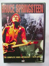 Bruce Springsteen - Video Anthology 1978-2000 (DVD, 2001, 2-Disc Set)