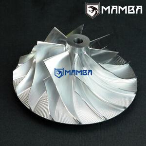 Billet Turbo Compressor Wheel for Supercharger (88.25 / 150 mm) 8+8 CCAD