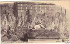 90 - cpa - BELFORT - Le Lion de Bartholdi et le château