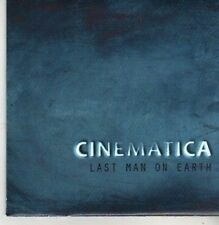 (CB494) Cinematica, Last Man On Earth - 2011 DJ CD