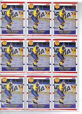 (Lot of 10) 90-91 Score Mats Sundin Rookie Card RC #398 Mint