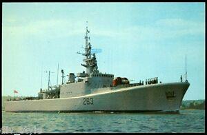 HMCS Yukon DDE-263 Royal Canadian Navy MacKenzie class destroyer