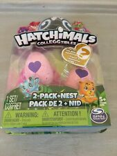 Hatchimals Colleggtibles Eggs 2 Pack Nest Season 2 Find Golden Hatchimal New