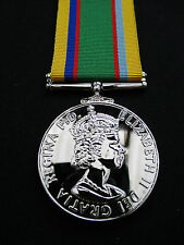 British Cadet Forces Quality Military Medal+Ribbon ARMY/AIR/ATC/SEA/SCC/RMC/CCF