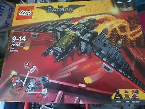 Brand New Unopened LEGO Batman Movie The Batwing 70916