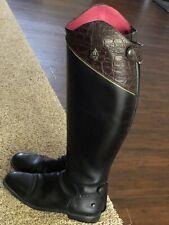 Custom Fabbri Riding Boot