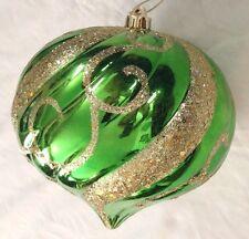 "Big Green 24"" Circumference Ball Sphere Ornament"